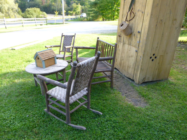Home/Adirondack/Old Hickory furniture selection. ;  - Old Hickory Furniture Selection – Saddleback Antiques